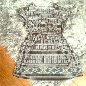 Liz Lange Maternity Pattern Top